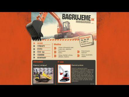 www.bagrujeme.sk