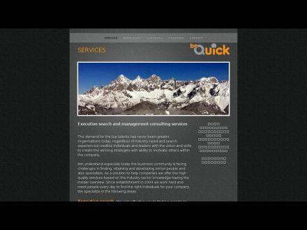 www.bequick.sk