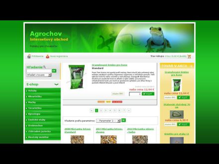 www.agrochov.sk
