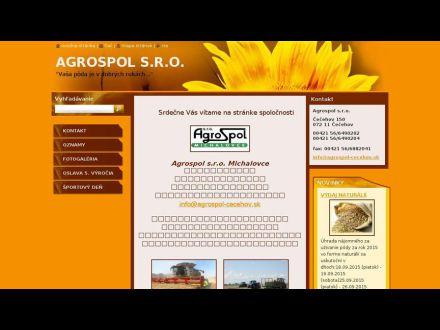 www.agrospol-cecehov.sk