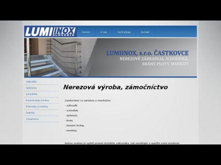 www.lumiinox.sk
