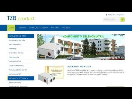 www.tzbprodukt.sk