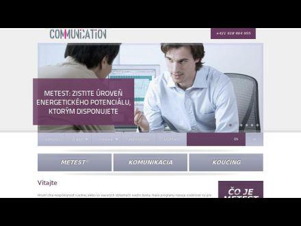 www.communication.sk