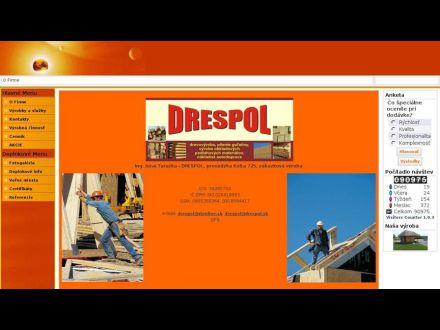 www.drespol.sk