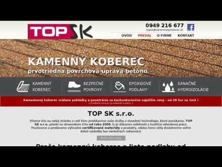www.kameninovykoberec.sk