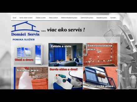 www.domaciservis.sk