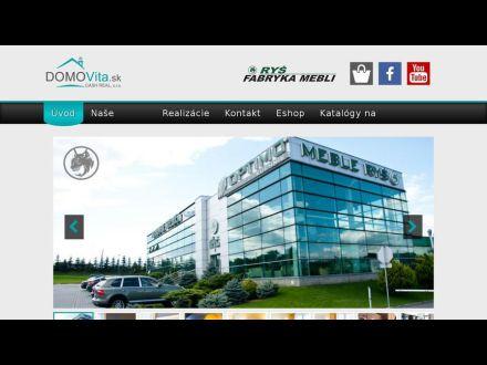 www.domovita.sk