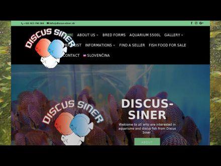 www.discus-siner.sk