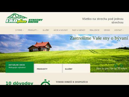 www.ladplus.sk