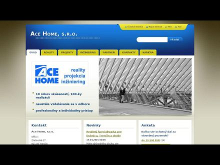 www.acehome.sk