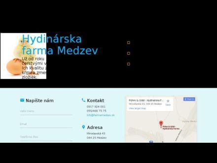 www.farmamedzev.sk