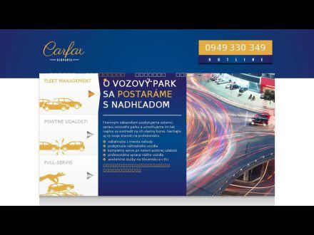 www.carfax-slovakia.sk