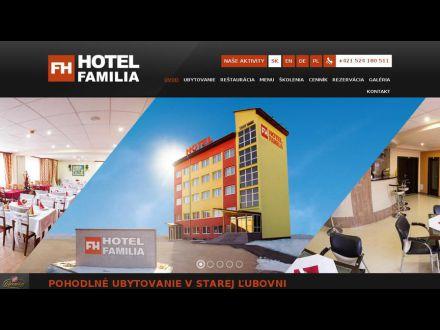 www.hotelfamilia.sk