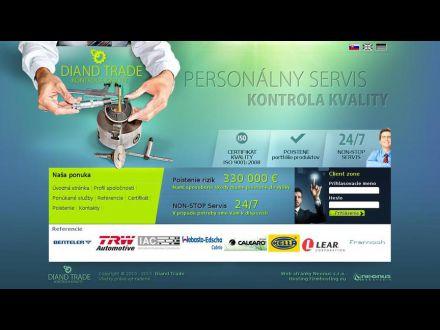 www.diandtrade.sk