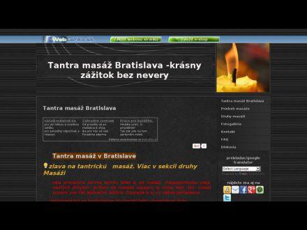 www.tantra-masaz.wbl.sk