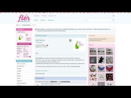 www.fler.cz/zoefabrics
