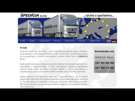 www.spedicie.eu