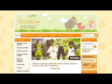 www.bimbishop.sk