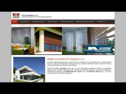 www.gtcslovakia.sk