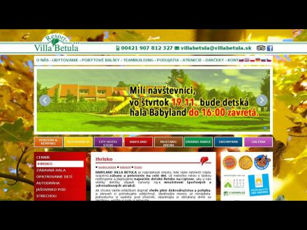 www.villabetula.sk/sk/babyland