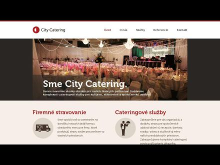 www.citycatering.sk