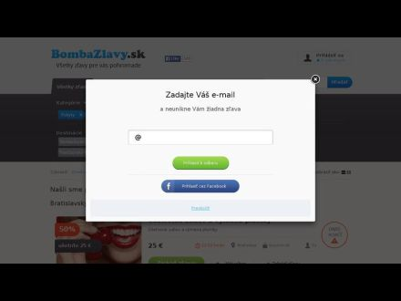 www.bombazlavy.sk