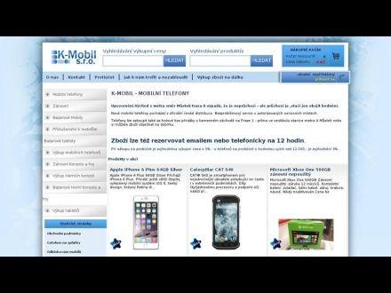 www.k-mobil.cz