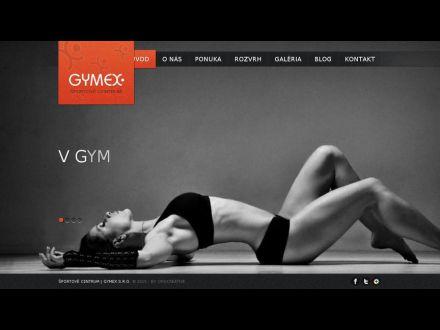 www.gymex.sk