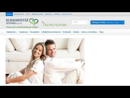 www.klimamontaz.sk