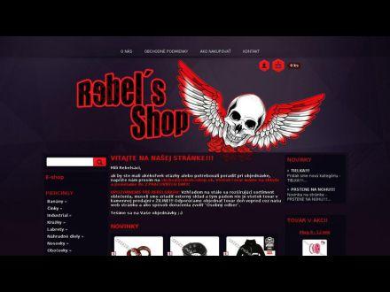 www.rebels-shop.sk