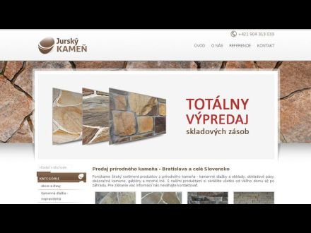 www.jurskykamen.sk