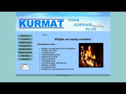 www.kurmat.sk