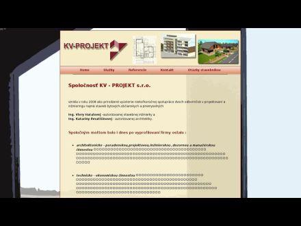 www.kvprojekt.sk