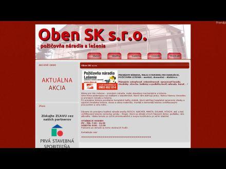 www.oben.sk