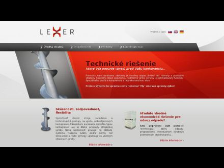 www.lexer.sk