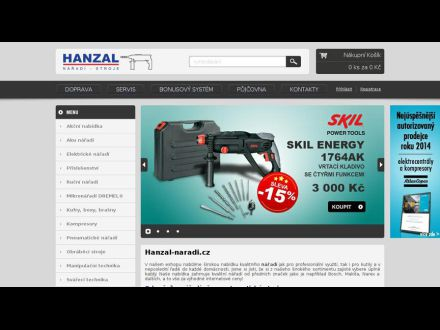 www.hanzal-naradi.cz