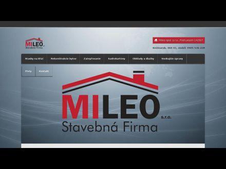 www.mileo.sk