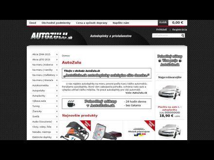 www.autozulu.sk