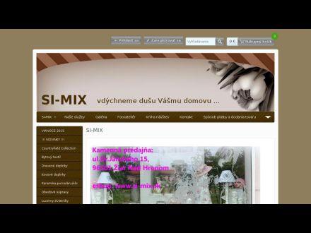 www.si-mix.sk