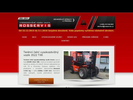 www.rosservis-vysokozdvizne-voziky.cz