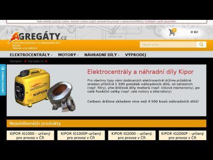 www.agregaty.cz