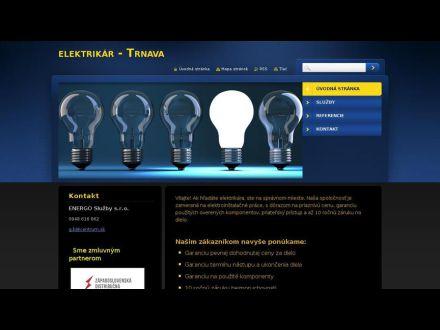 www.elektrikartrnava.sk