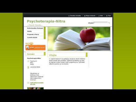 www.psychoterapia-nitra.sk