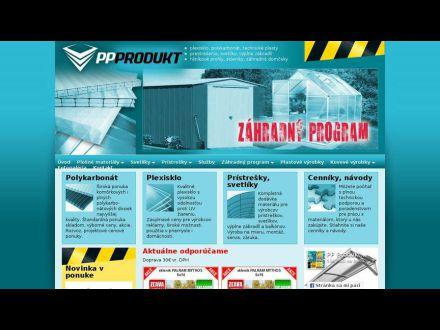 www.ppprodukt.sk