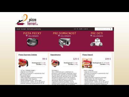 www.pizzaferrari.sk