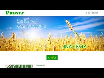 www.provit.sk