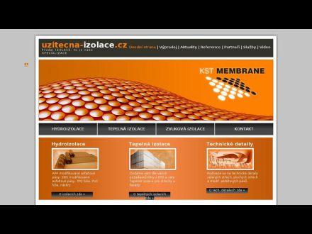 www.uzitecna-izolace.cz