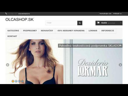 www.olcashop.sk