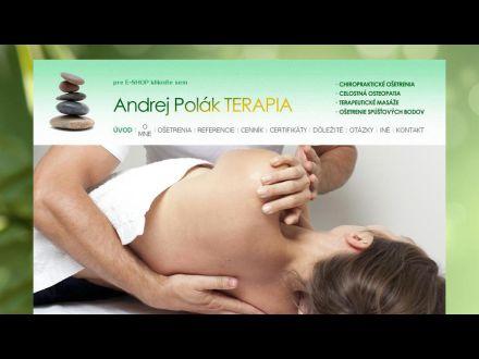 www.andrejpolakterapia.sk