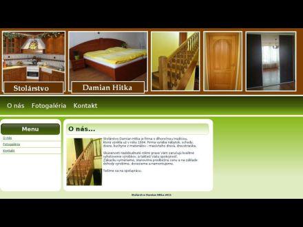 www.stolarstvodamianhitka.sk